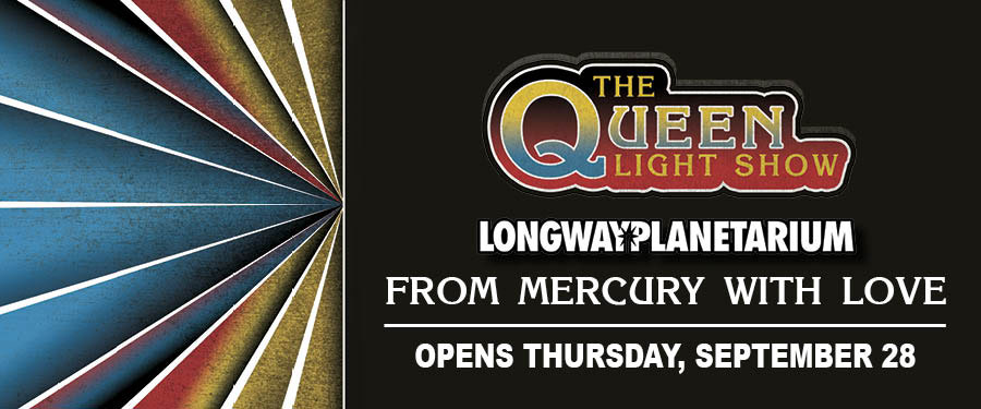 The Queen Light Show: From Mercury With Love