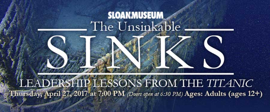 The Unsinkable Sinks